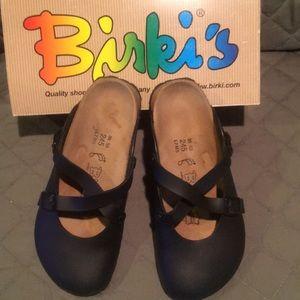 Birki's Dorian sandals by Birkenstock
